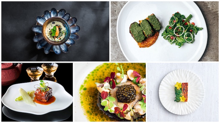 Five restaurants are promoted to One MICHELIN Star from Plate