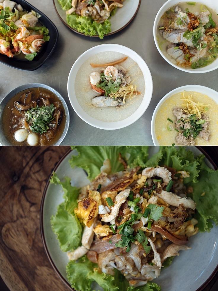 """""""คั่วไก่ปลาหมึกกรอบ"""" หอมกลิ่นกระทะ (© อนุวัฒ เสนีวงศ์ ณ อยุธยา/ MICHELIN Guide Thailand)"""