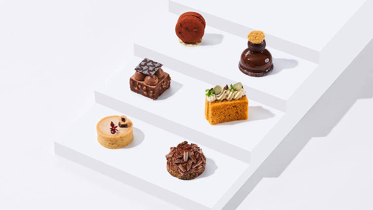 """The St. Regis's """"The Chocolate Connoisseur"""" staycation package features an immersive one-hour Chocolate & Tea Pairing Masterclass by Fossa Chocolate. (Photo by Marriott Bonvoy)"""