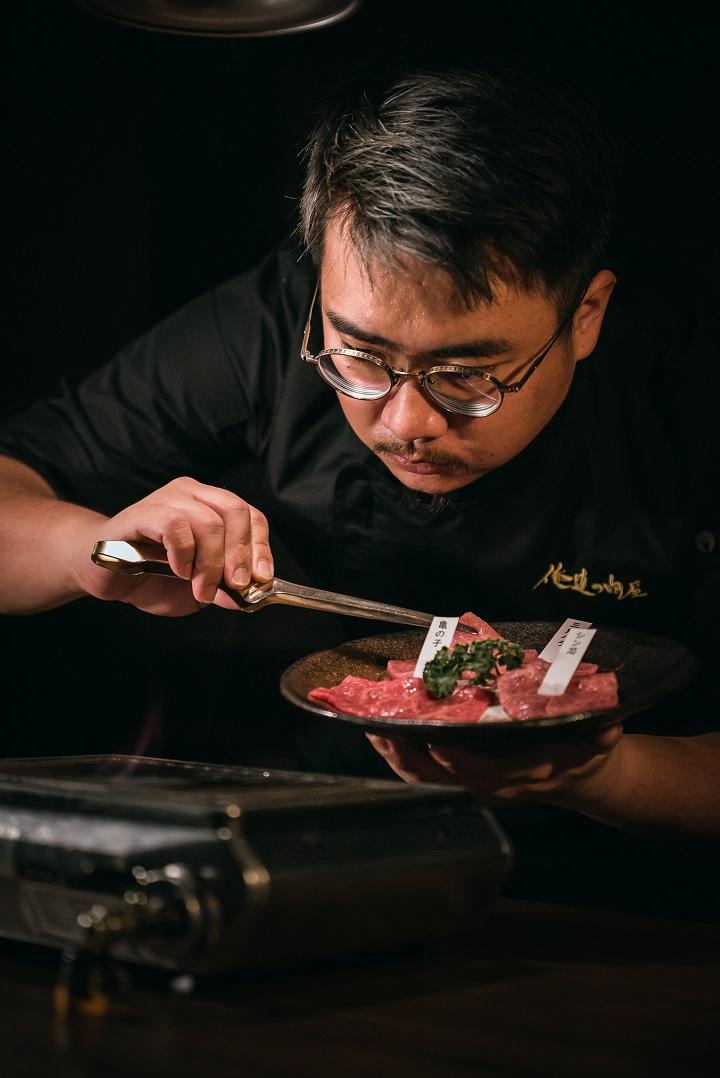 俺達的肉屋主廚鐘佳憲桌邊燒烤 米其林一星 Oretachi no nikuya barbeque secret.jpg