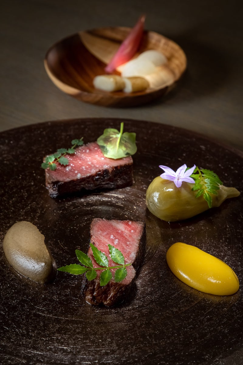 A4 wagyu beef (Photo: Courtesy of Arbor)