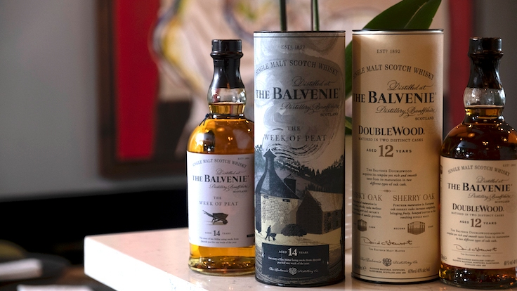 """On Tippling Club and The Balvenie, Clift says: """"We like what we do, and we have fun with what we do. I think it's a good marriage of both brands coming together."""""""