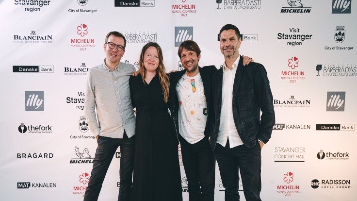 The team from noma