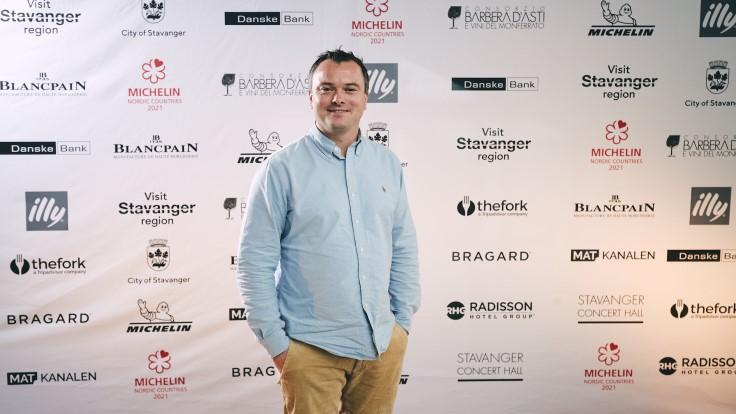 Chef Mark Lundgaard