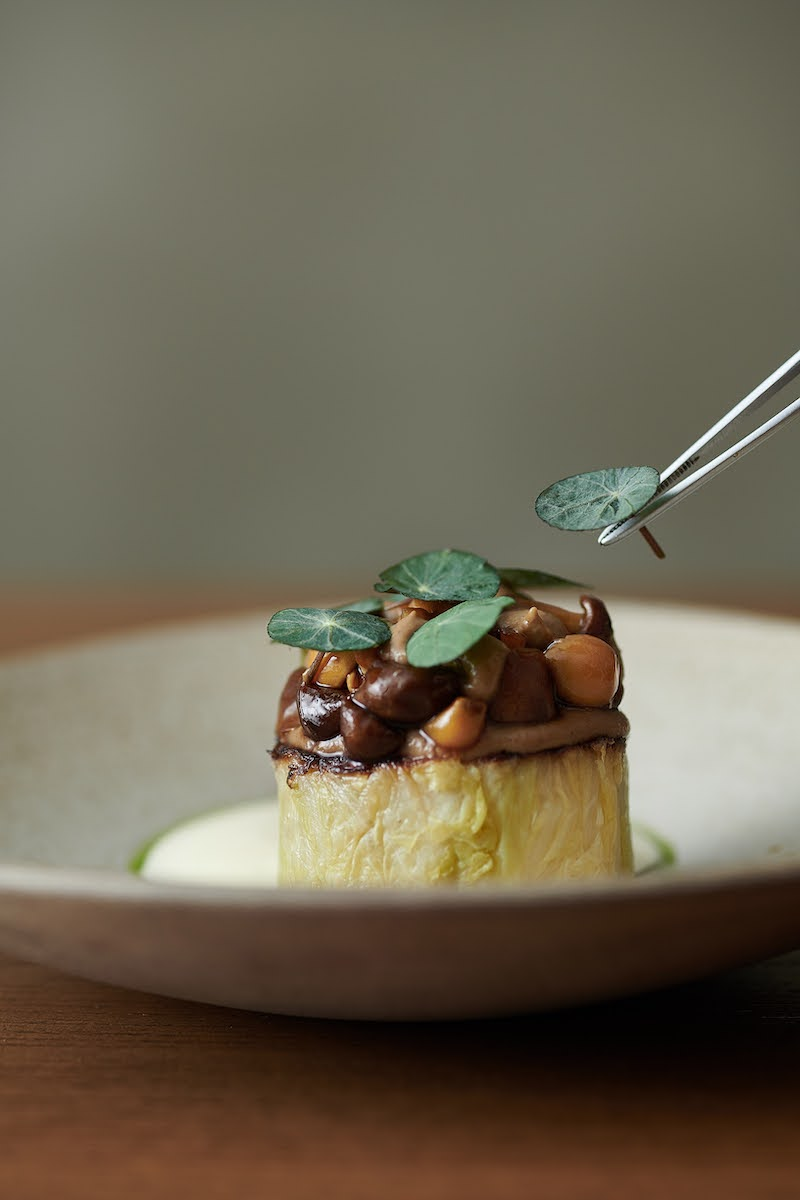 dill brined cabbage, soy and miso-michelin-guide-world-vegetarian-day-roganic.jpg