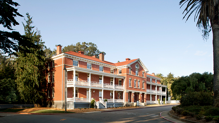 Inn at the Presidio. Photo by Tablet