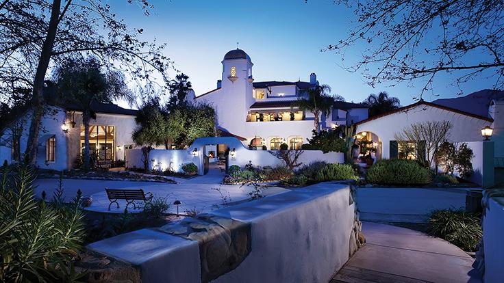Ojai Valley Inn. Photo by Tablet
