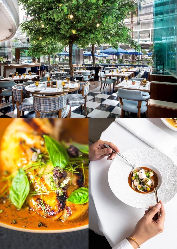 ห้องอาหารอิตาเลียนบรรยากาศอบอุ่นที่ Theo Mio และอาหารไทยประดิดประดอยรุ่นใหม่แห่งร้าน Paste (© Theo Mio, Paste)